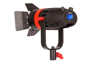 Прибор 1 Pc CAME-TV Boltzen 55w Fresnel Focusable LED Daylight With Bag