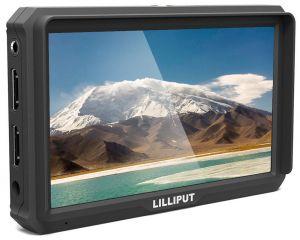 Накамерный монитор Lilliput A5 фото 5